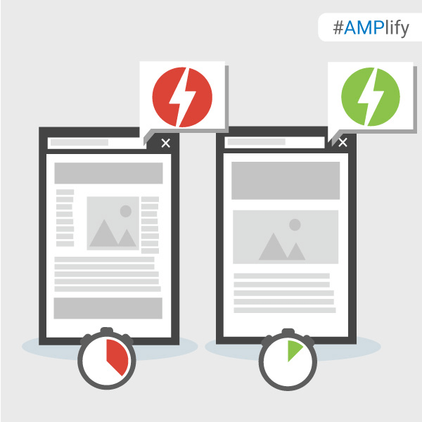 AMP page correction