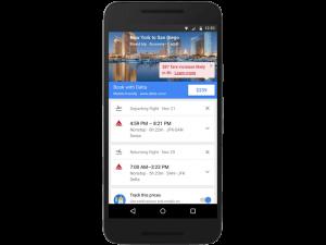 Google Flights Alerts